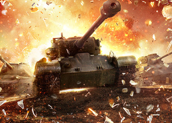 Концепт-арт World of Tanks Blitz