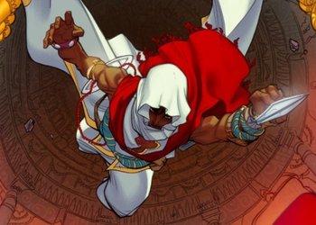 Отрывок картинке из комикса Assassin'с Creed: Brahman