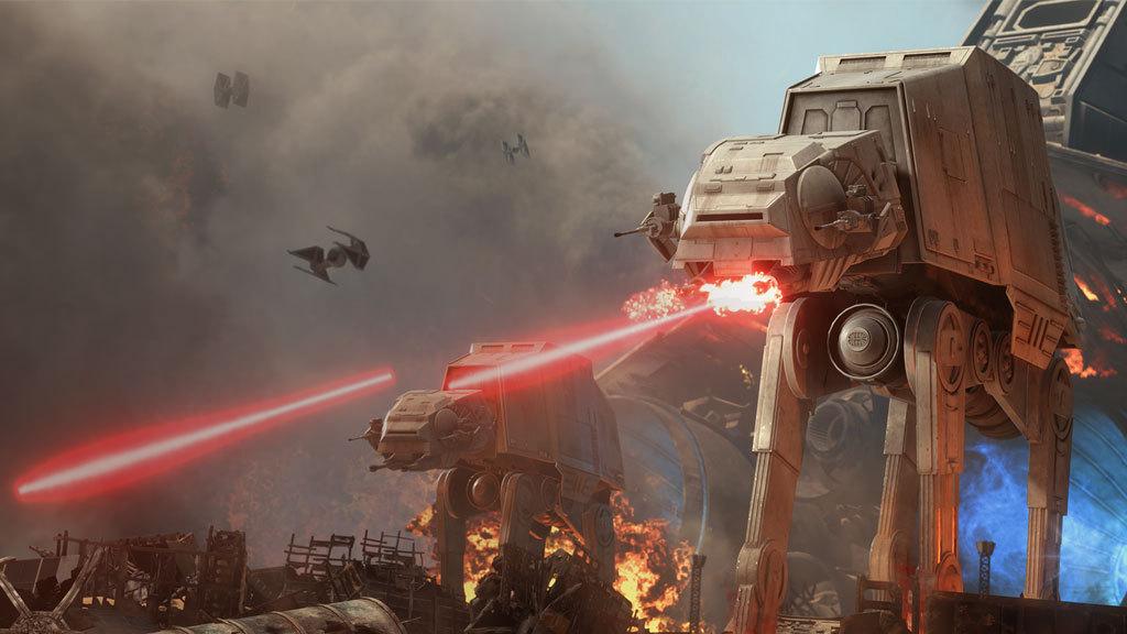 Всередине апреля состоится анонс Star Wars: BattlefrontII