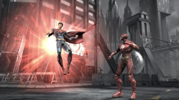 Warner Bros произвела демо модификацию игры Injustice: Gods Among Us