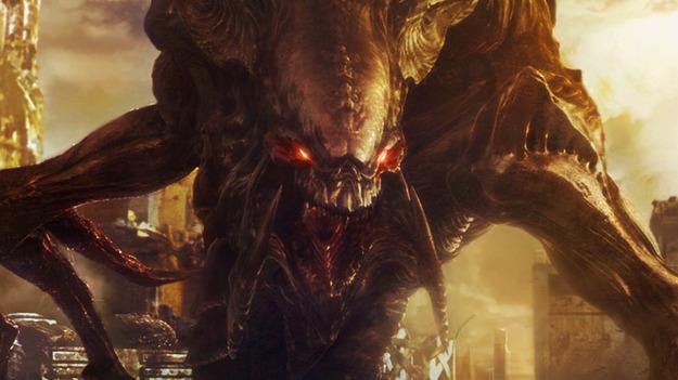 Обнародован обновленный впечатляющий видеоролик к игре StarCraft II: Heart of the Swarm