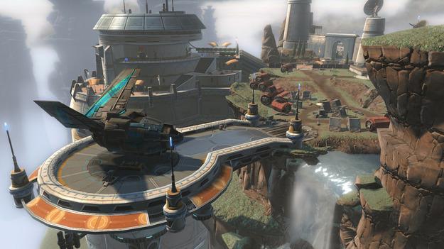 BioWare произвела трайлер релиза нового расширения к игре Star Wars: The Old Republic