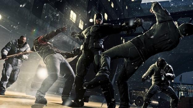 Обнародован общий дебютный трайлер к игре Batman: Arkham Origins