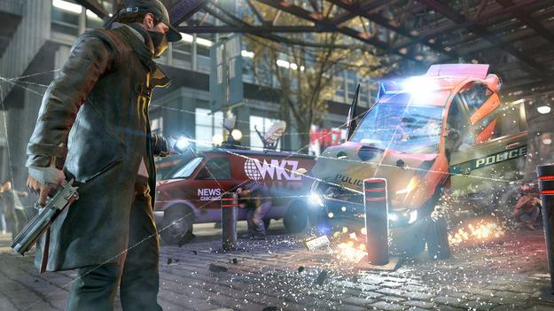 Создатели игры Watch Dogs советовались с Лабораторией Касперского, чтобы освободиться от клише о взломщиках