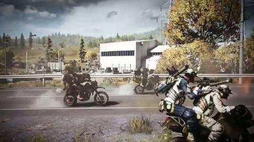 Battlefield 3 - Карты End Game.