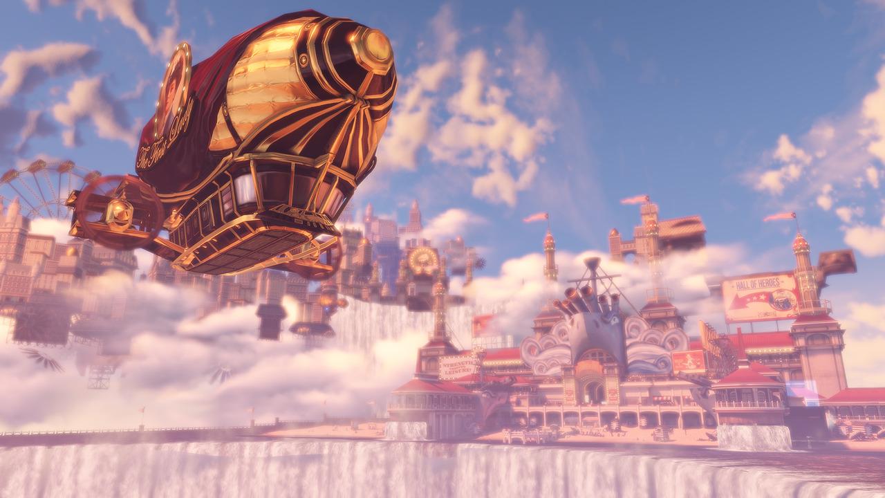 BioShock Infinite - Обои для рабочего стола