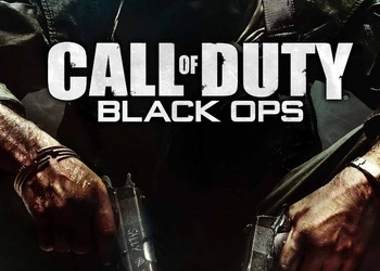 Бокс-арт Call of Duty: Black Ops