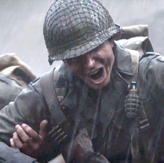 Размещен сюжетный трейлер Call ofDuty: WWII