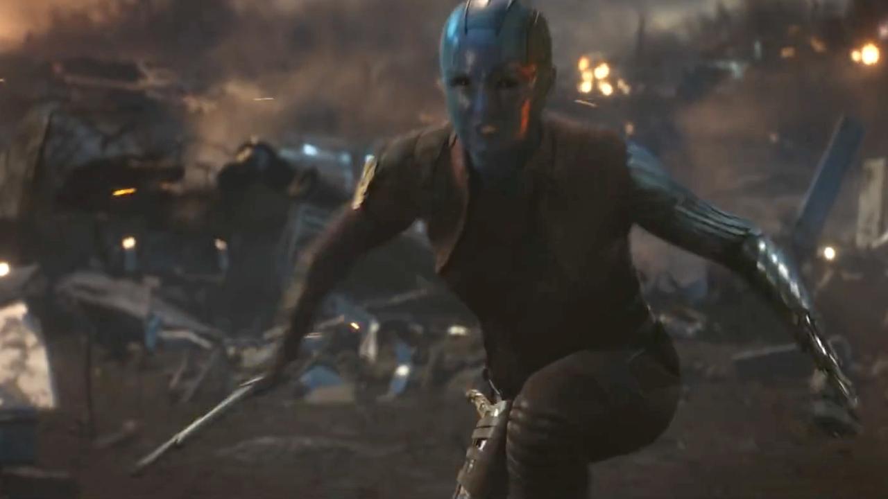 Третий скриншот Мстители: Финал