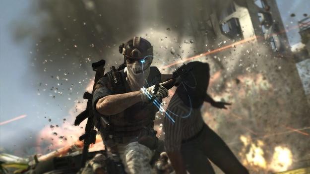 Future Soldier снова оказалась на первом месте чарта видеоигр всех форматов