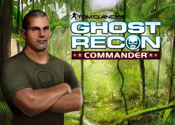 Скриншот Ghost Recon: Commander