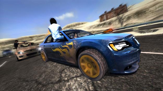 Игра Fast & Furious: Showdown будет на свет 22 июня