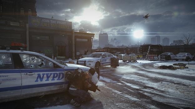 Двигатель Snowdrop позволит вынести качество и детализацию одиночных игр в абонентский шутер The Division