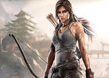 Арт Tomb Raider