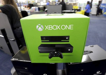 Фото Xbox One
