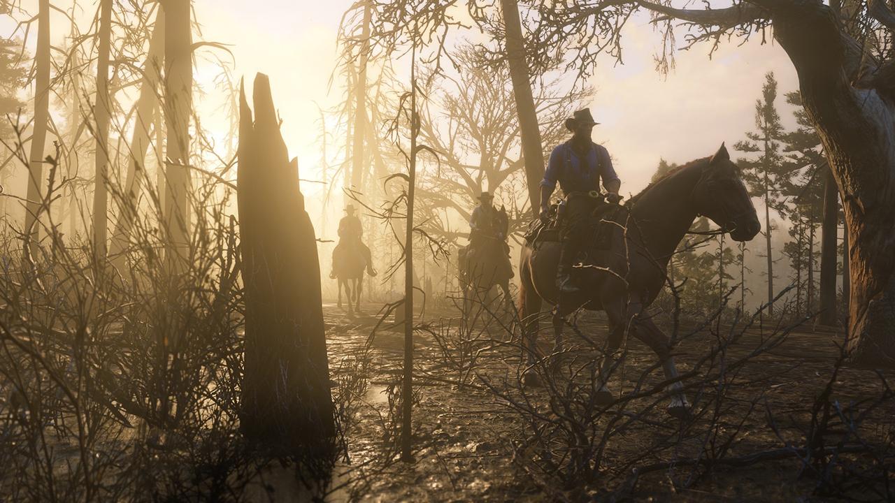 Найдено новое упоминание ПК-версии Red Dead Redemption 2