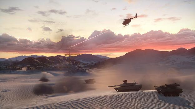 Armored Kill принесет в игру Battlefield 3 новые классы боевой техники