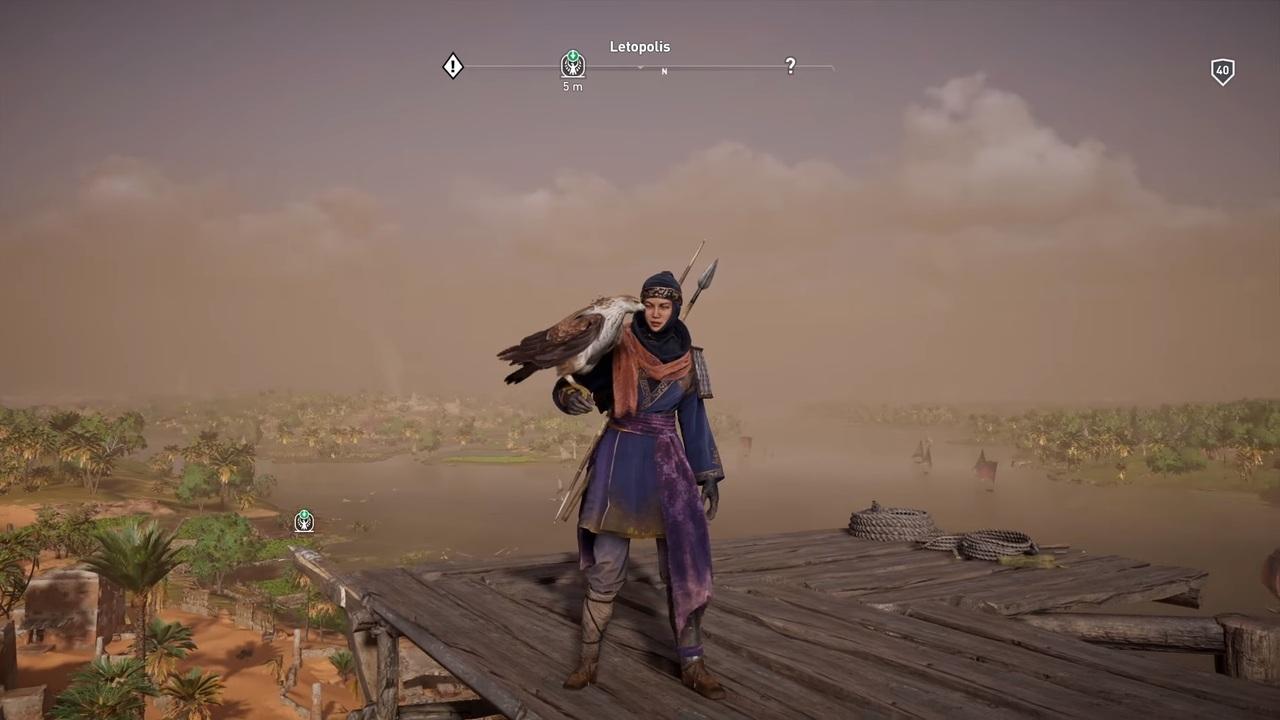 Режим Творца появится вигре Assassin's Creed: Origins