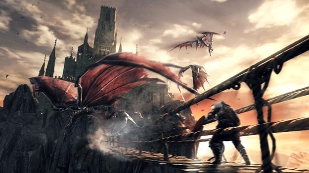 Создатели Dark Souls 2 не планируют производить собственную игру на следующем поколении консолей