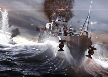 Снимок экрана World of Warships