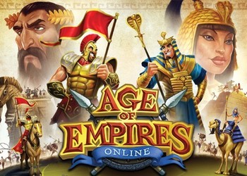 Бокс-арт Age of Empires Online