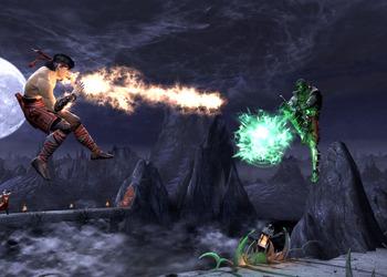 Скриншот Mortal Kombat