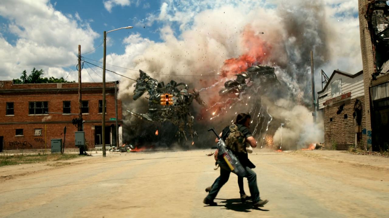Вышел новый трейлер фильма «Трансформеры: Последний рыцарь»