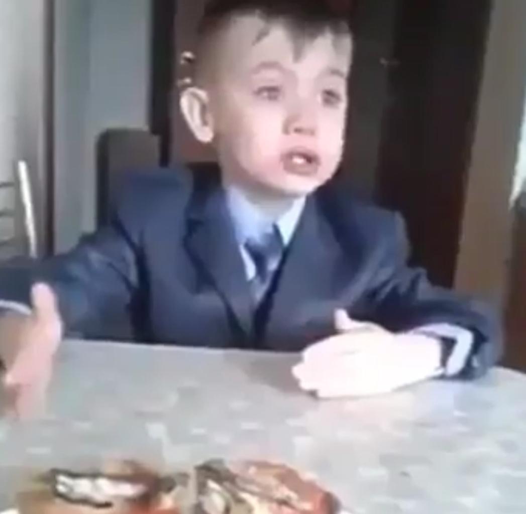 «Башкой ломаю эти знания!» ребенок изДагестана пожаловался нашколу