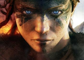Снимок экрана Hellblade
