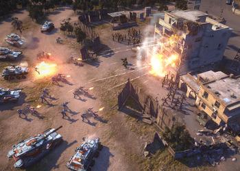 Снимок экрана Command & Conquer: Generals 2