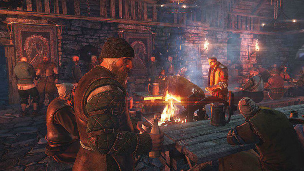 Главным упором в игре «Ведьмак 3» останутся отработанные квесты и впечатляющие мероприятия