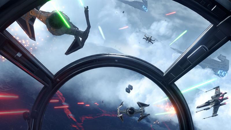 EAофициально анонсировала Star Wars: Battlefront 2