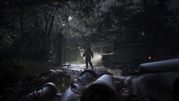 Ужасы Чернобыля из S.T.A.L.K.E.R. 2 показали в новом геймплее Chernobylite с Черным Сталкером