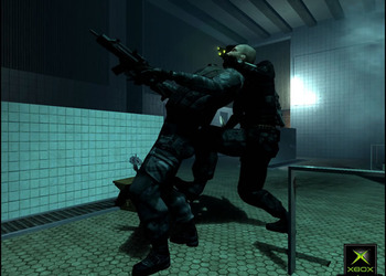 Скриншот Tom Clancy's Splinter Cell