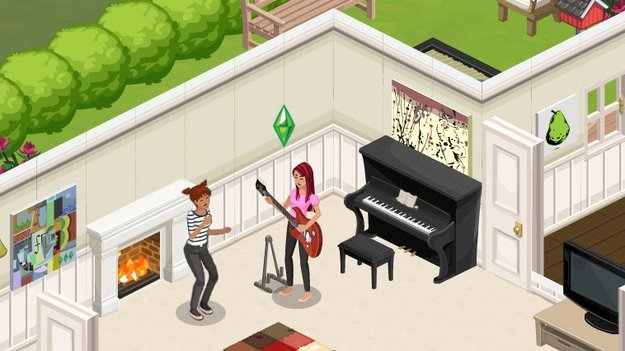 ЕА играет с огнем, обвиняя Zynga в плагиате