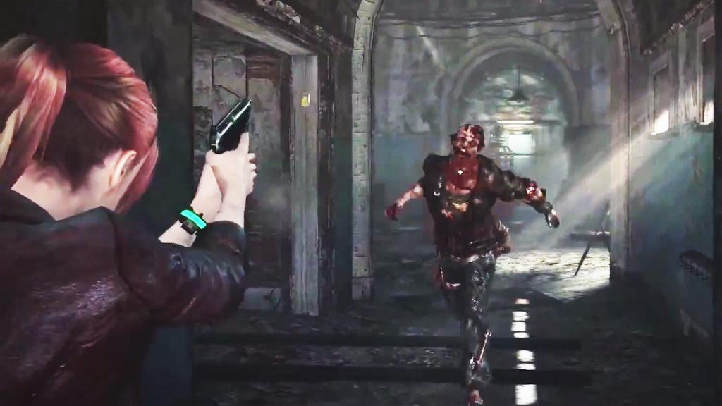 Игрокам Resident Evil: Revelations 2 предстоит переключаться между героинями, чтобы избежать беды