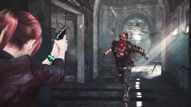 Игрокам Resident Evil: Revelations 2 предстоит перекидываться между героинями, чтобы избежать неудачи
