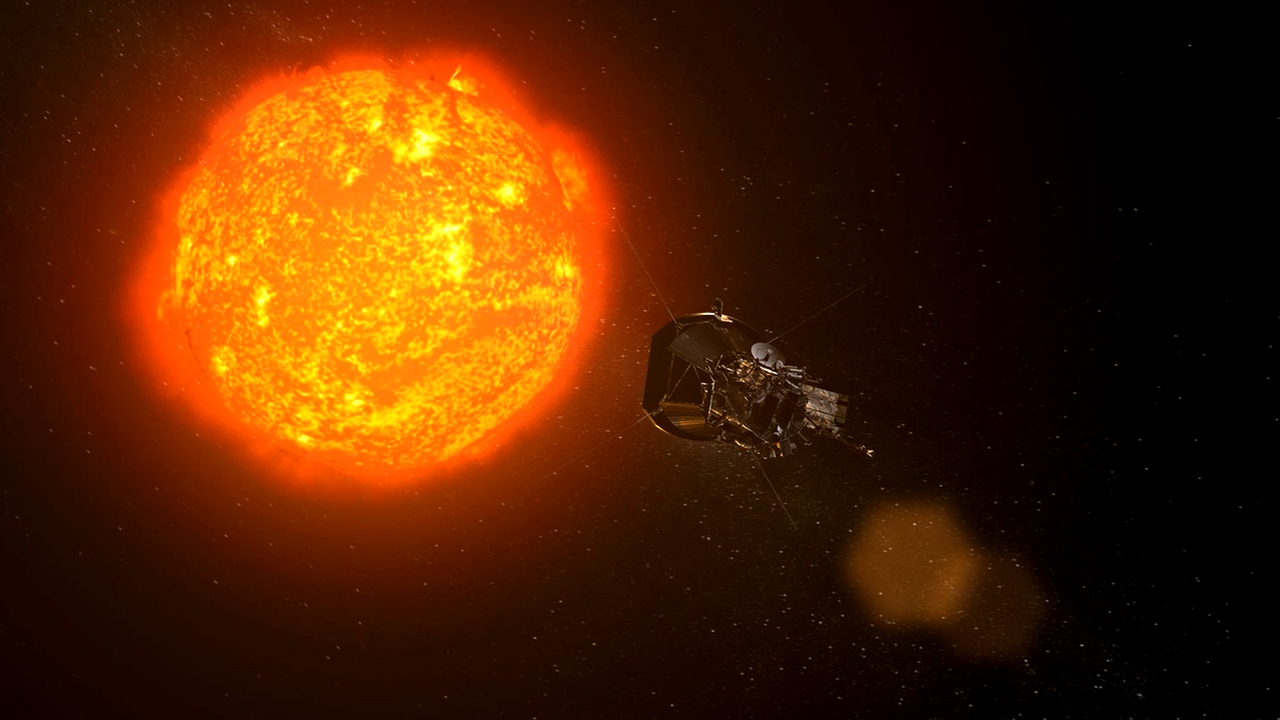 Зонд НАСА полетит кСолнцу в будущем 2018-ом