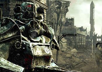 Концепт-арт Fallout
