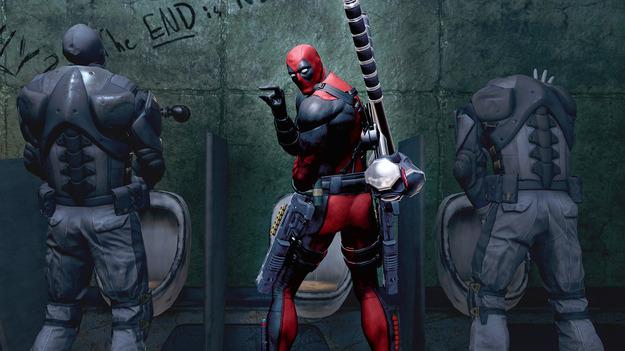 Организация «Новый Диск» выпустит игру Deadpool на российском языке