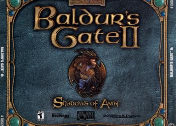 Бокс-арт Baldur'с Gate II: Shadows of Amn