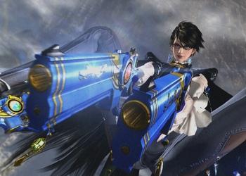 Снимок экрана Bayonetta 2