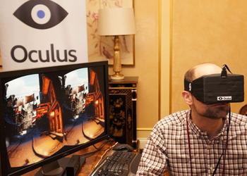 Фото Oculus Rift