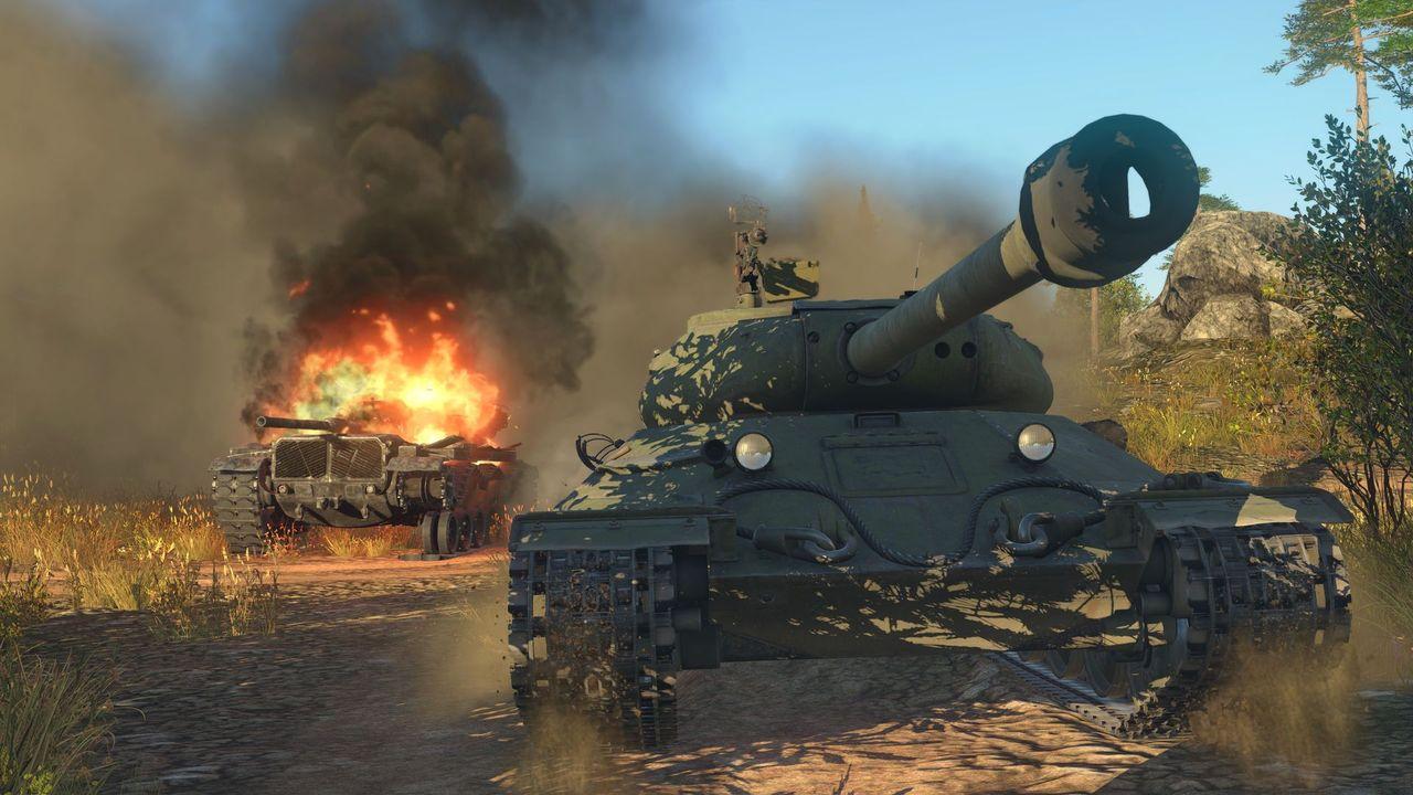 Игра War Thunder получила новый кооперативный режим