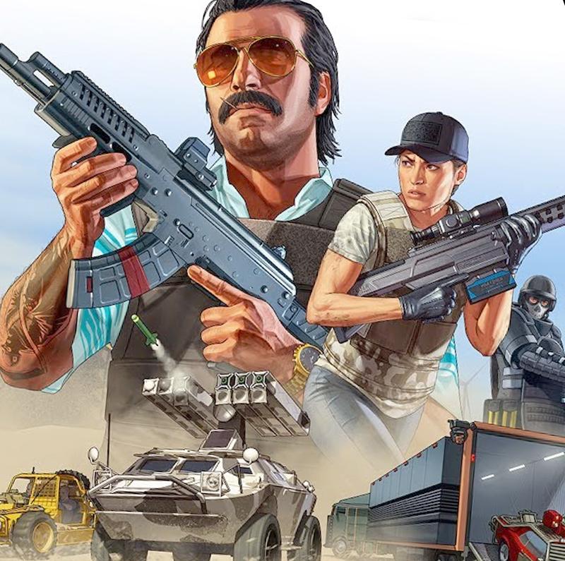 Rockstar выпустила трейлер обновления для GTA онлайн