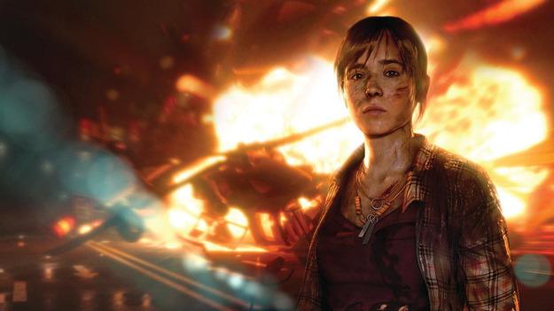 Создатели игры Beyond: Two Souls высчитали 10 часов геймплея основной кампании