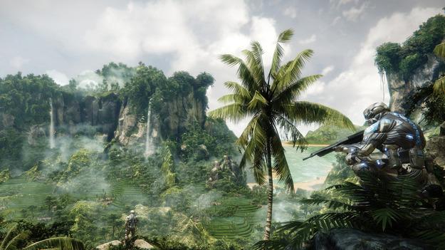 Бригада Crytek официально объявила добавление к игре Crysis 3 под наименованием The Lost Island