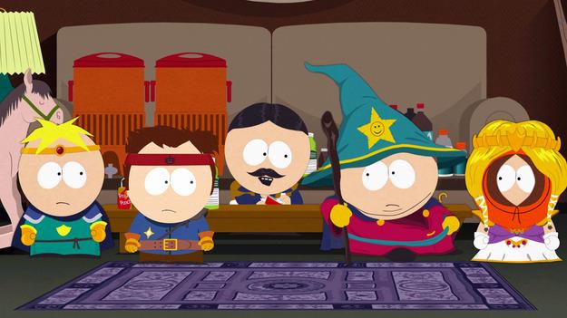 Создатели South Park: The Stick of Truth сообщили о заклинаниях в игре