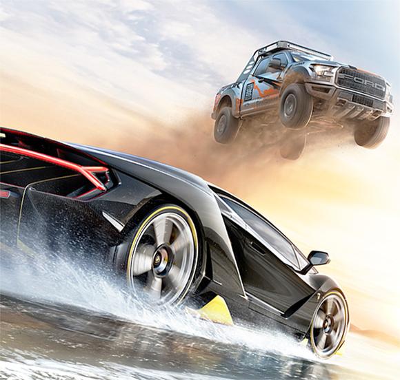 ВForza Horizon 3 будет авто Warthog изHalo; объявлены системные требования