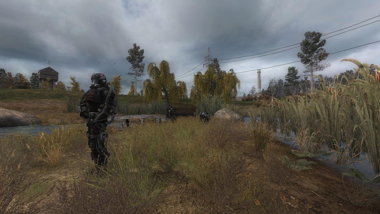 Украинские создатели  анонсировали долгожданное продление  знаменитого  шутера оЧернобыльской зоне